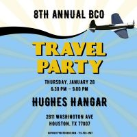 BCO 8th Annual Travel Party