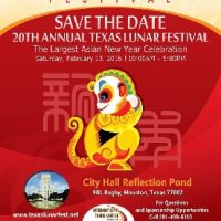 20th Annual Texas Lunar Festival