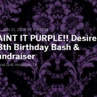 Paint It Purple | Dec My Room Fundraiser