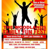 The Woodlands Family Fun Fest
