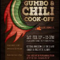 No Label Gumbo & Chili Cook-off (benefitting Caring 4 Katy)