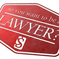 'So You Want To Be a Lawyer' Program