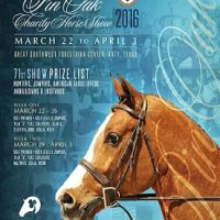 Pin Oak Charity Horse Show 2016