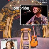 2016 Sounds of Texas Music Series: Todd Snider with Rorey Carroll