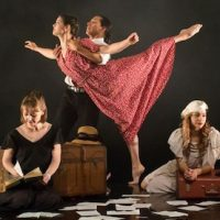L'Dor Vador: Three Generations of Poetry and Dance
