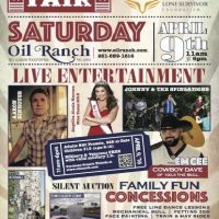 Country Fair at Oil Ranch (Benefitting Lone Survivor Foundation)