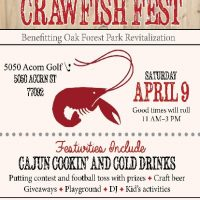 2016 Oak Forest Crawfish Fest