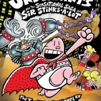 Dav Pilkey: book signing and discussion (plus a photo op with Captain Underpants)!