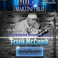 An Intimate Evening with Frank McComb