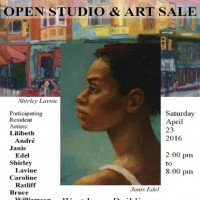 Guiton St. Artists Open Studios & Art Sale
