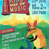 2nd Annual Heights Kids' Day of Music