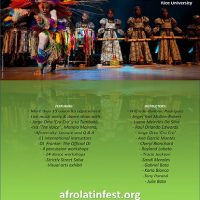 The 3rd Annual Afro-Latin Fest