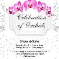 Galveston Bay Orchid Society Celebration Of Orchids Show and Sale