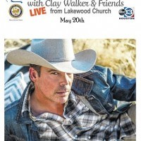 Houston Recovers with Clay Walker & Friends – Live from Lakewood Church