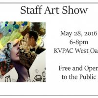 Staff Art Show - KVPAC Open House and Gallery Reception