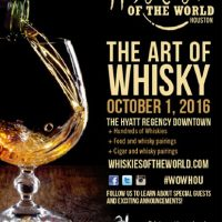 2nd Annual Whiskies of the World Expo