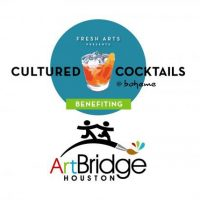 Cultured Cocktails at Bar Boheme (Benefiting ArtBridge Houston)