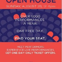 23rd Annual Theater District Open House