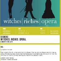 Witches. Riches. Opera. - A Night of One-Acts