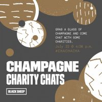 Champagne Charity Chats (ChaChaCha)