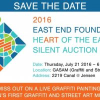 East End Foundation 'He(art) of the the East End Silent Auction'