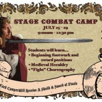 Camp Stage Combat for Kids