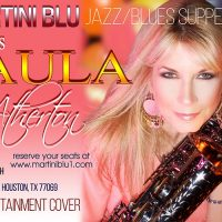 Paula Atherton (at Martini Blu)