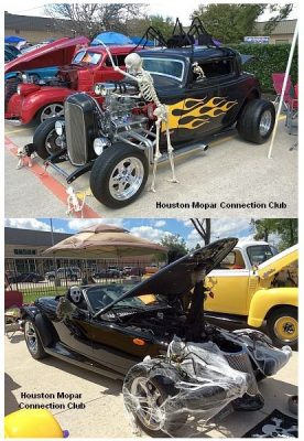 9th Annual Halloween Classic Car Show presented by Houston
