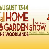 14th Annual Fall Home & Garden Show The Woodlands