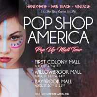 Willowbrook Mall Pop Up Mall Tour by Pop Shop America