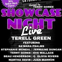 Terell Green's Live Showcase