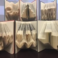 Intro to Book-Folding & Folded-Book Art