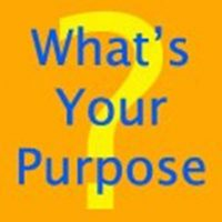 'What's Your Purpose?' workshop