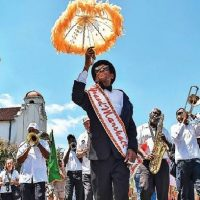 The Katrina 11th Anniversary Second Line Parade