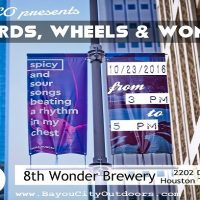 Words, Wheels & Wonder