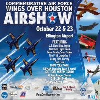 32nd Annual Commemorative Air Force (CAF) Wings Over Houston Airshow
