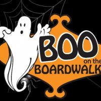 Boo on the Boardwalk (and Dungeon of Doom)