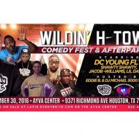 Wild In HTown Comedy Festival and After Party