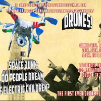 Space Junk: Do People Dream of Electric Children? - The world's first drone play!