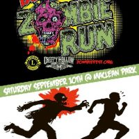 5th Annual Lake Jackson Zombiefest & 5K