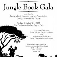 2nd Annual Jungle Book Gala