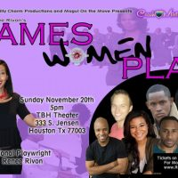 Games Women Play (Theater Stage Play)
