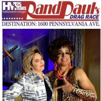2016 Halloween Magic - Rand Paul's Drag Race: Destination 1600 Avenue
