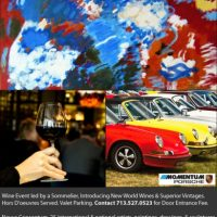 Hannah Bacol Busch Gallery: Wine Tasting Evening