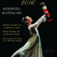 The Nutcracker Ballet (Kingwood Dance Theatre)
