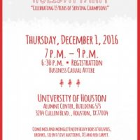 Be A Champion, Inc. Holiday Party