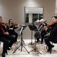 Opus 4 String Quartet Concerts (St. Mary's Episcopal Church)
