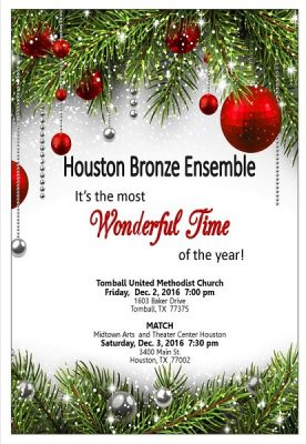 It's The Most Wonderful Time Of The Year (at Tomball United
