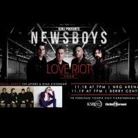 Newsboys - Love Riot Tour (at Berry Center)
