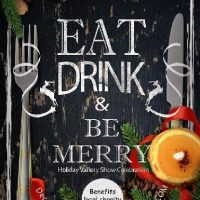 Eat, Drink, & Be Merry! Variety Show